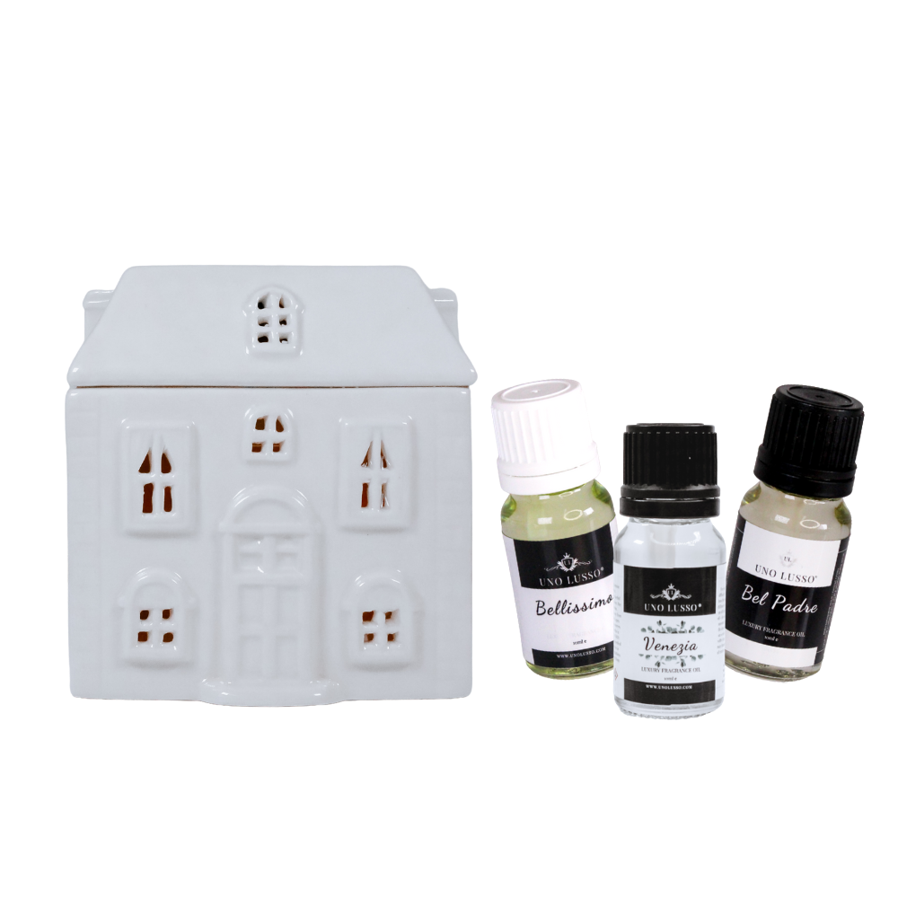 Casa Bianca & Fragrance Oil Bundle