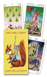 The Fairy Tarot Mini Deck