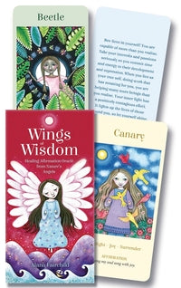 Wings of Wisdom- Affirmation Oracle