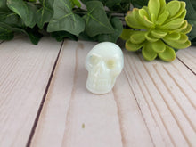 Load image into Gallery viewer, Opalite Skull