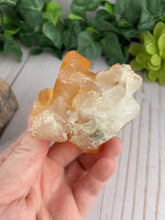 Load image into Gallery viewer, Orange Quartz Cluster
