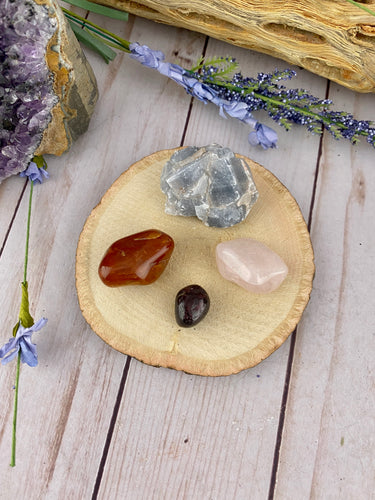 Healthy Relationship Crystal Kit- Small