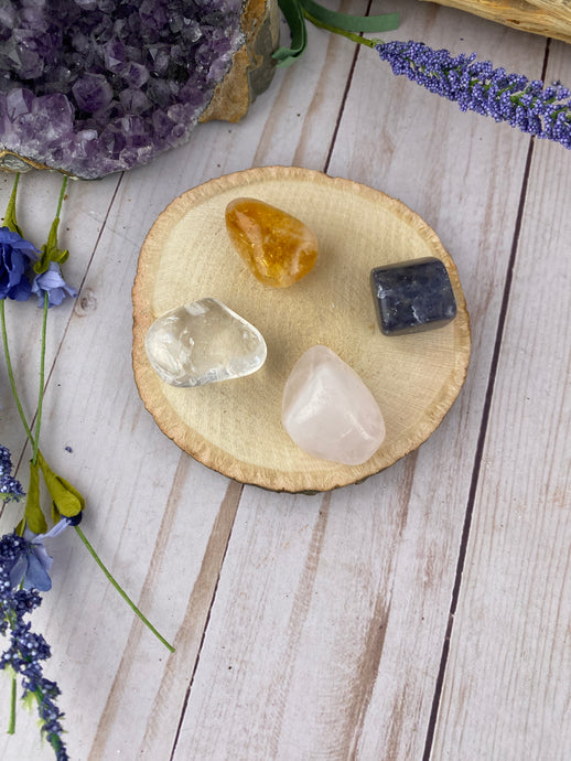 New Moon Crystal Kit