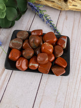 Load image into Gallery viewer, Red Jasper Tumbled Stone