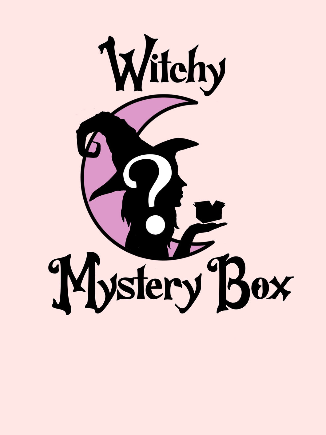 Witchy Mystery Box- Available in 2 sizes