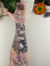 Load image into Gallery viewer, Raw Amethyst Point (1) | Purple Healing Crystals Stones Rocks & Minerals