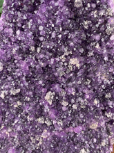 Load image into Gallery viewer, Amethyst Druzy Geode