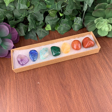 Load image into Gallery viewer, Tumbled Chakra Set
