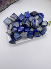 Load image into Gallery viewer, Lapis Lazuli Tumbled Stone (1)