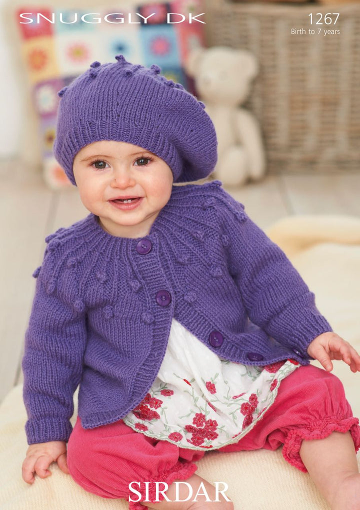 Pattern Number 1267 Sirdar Snuggly