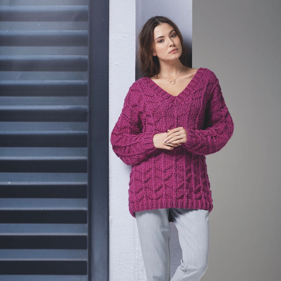 Inspired Knits by Georgia Farrell - emmshaberdasheryshop