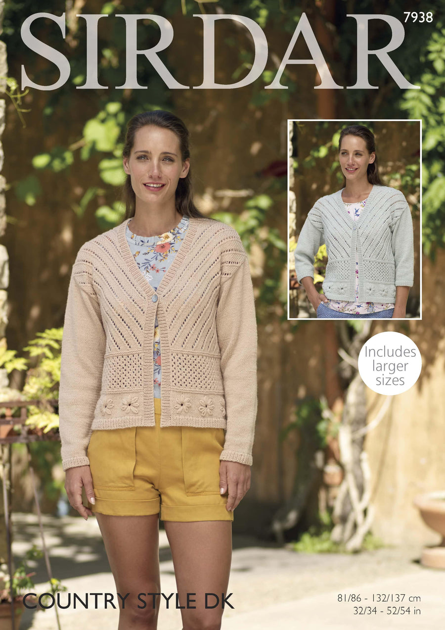 7938 PDF Country Style DK