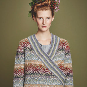 Autumn, Fairisle Knits by Marie Wallin - emmshaberdasheryshop