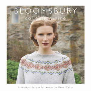 Bloomsbury Collection Nine  by Marie Wallin - emmshaberdasheryshop