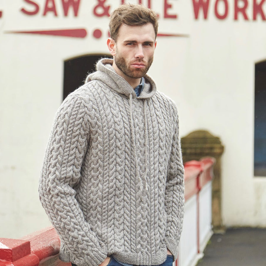 Brando Rowan Journey Man Knitting Pattern Book