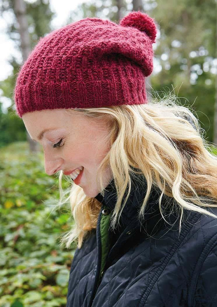 Buckler Hat - From The Moordale Book by Rowan - emmshaberdasheryshop