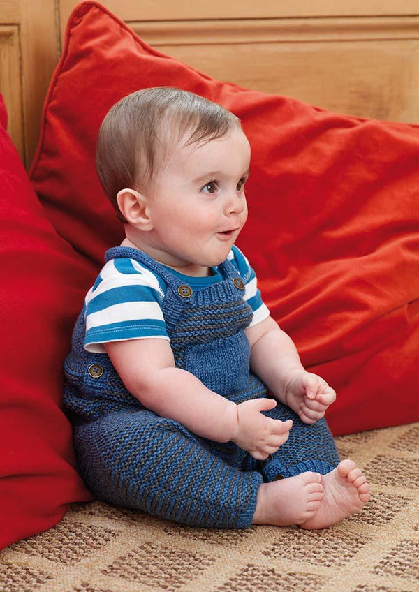Carroll - From The Just Baby Book by Rowan - emmshaberdasheryshop