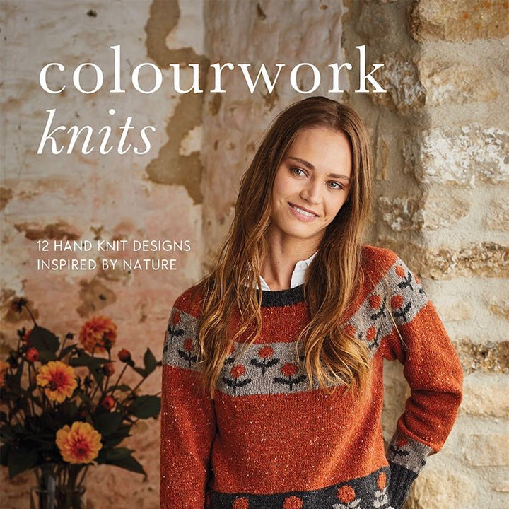 Colourwork Knits by D Hardwicke - emmshaberdasheryshop