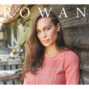 Rowan Cotton Cashmere Book Front Cover