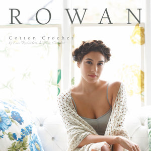 Rowan Cotton Crochet - emmshaberdasheryshop