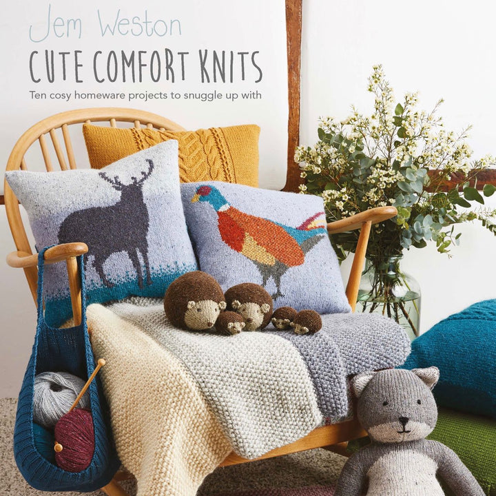 Cute Comfort Knits by J Weston