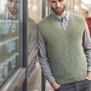 Dean Rowan Journey Man Knitting Pattern Book
