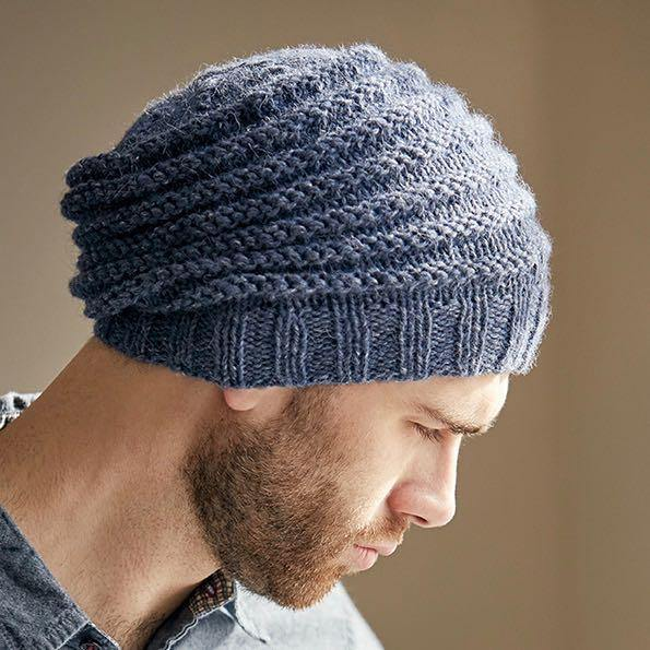Eastwood Hat - From Rowan Journey Man by Martin Storey PDF Download - emmshaberdasheryshop