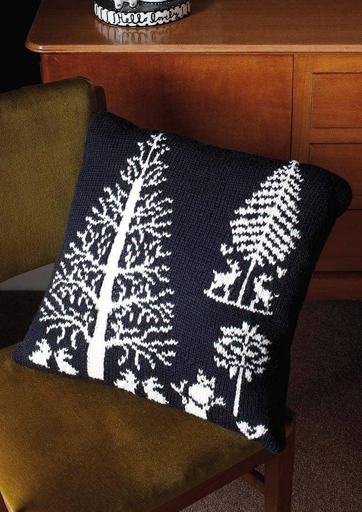 Enchanted Forest - From The Rowan at Home Book by Martin Storey - emmshaberdasheryshop