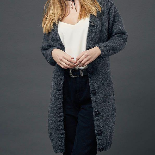 Frankie Rowan Brushed Fleece Knits