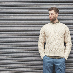 Heston Rowan Journey Man Knitting Pattern Book