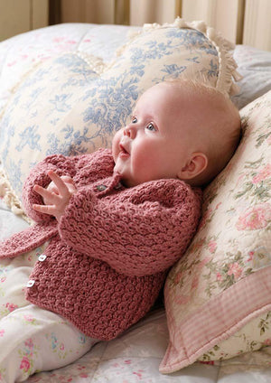 Lear - From The Just Baby Book by Rowan - emmshaberdasheryshop