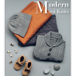 Modern Mini Knits by Sarah Hatton - emmshaberdasheryshop