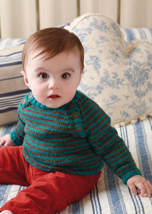 Norton - From The Just Baby Book by Rowan - emmshaberdasheryshop