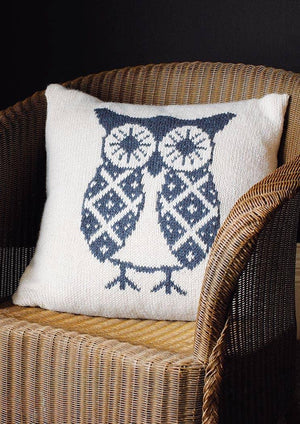 Oswald Owl - From The Rowan at Home Book by Martin Storey - emmshaberdasheryshop