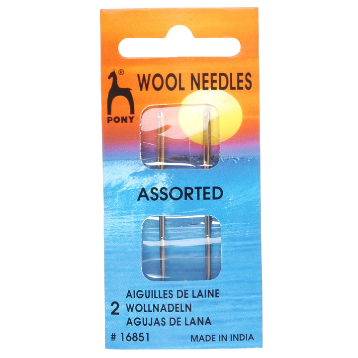 Wool Needles - emmshaberdasheryshop