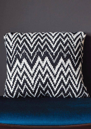 Slalom, Rowan at home, Cushions, Homeware, Martin Storey