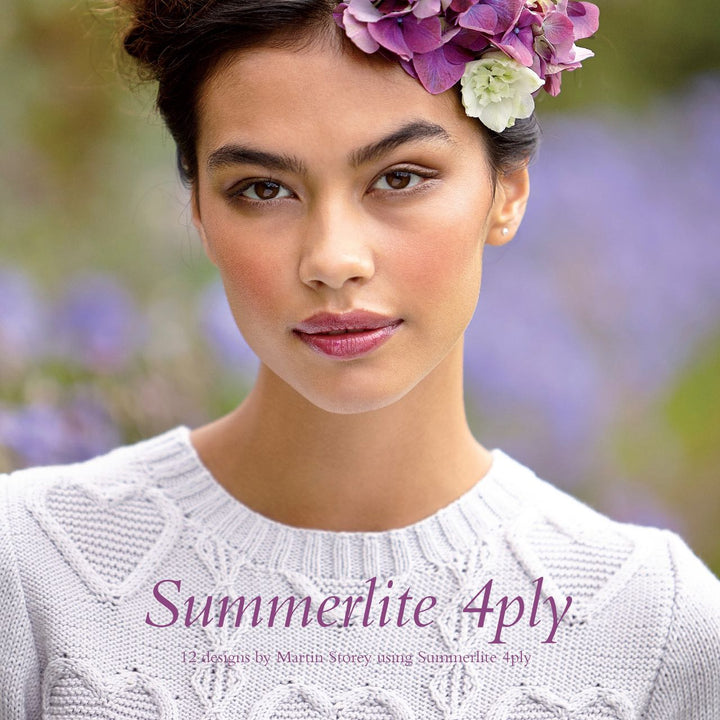 Rowan Summerlite 4 ply Front Cover