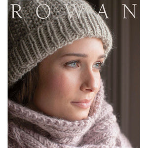 Rowan Timeless Cocoon Front Cover
