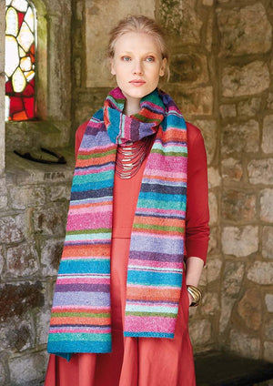Vibrant Stripe - From Kaffes Colours by Kaffe Fassett - emmshaberdasheryshop
