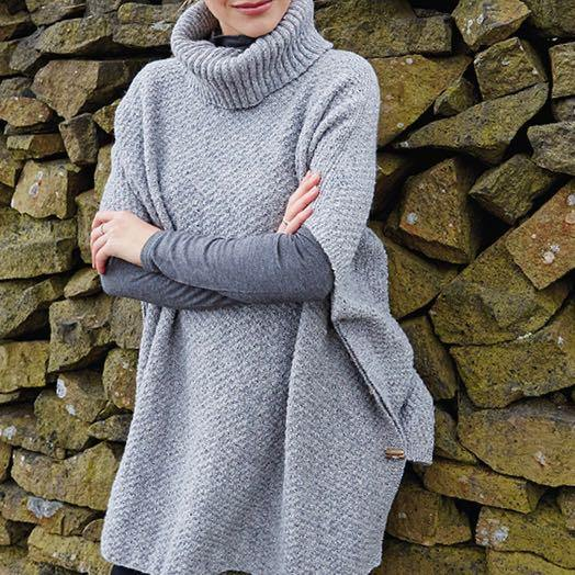 Wold - From The Valley Tweed Pattern Book by Rowan - emmshaberdasheryshop