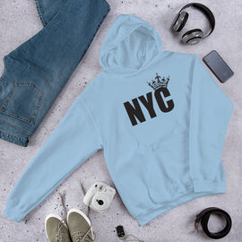 NYC Crown me King Unisex Hoodie