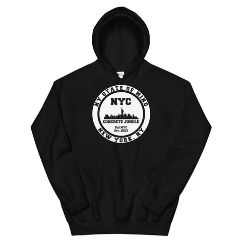 NY State of Mind - NYC Concrete Jungle Hoodie (Unisex)