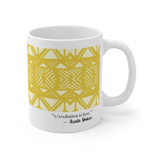 Assata R/evolution Ceramic Mug