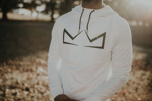Royalty Crown Pullover Hoodie