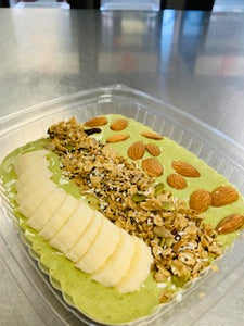 Top Banana Smoothie Bowl