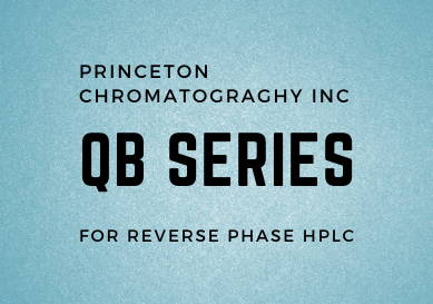 Princeton Chromatography QB Series