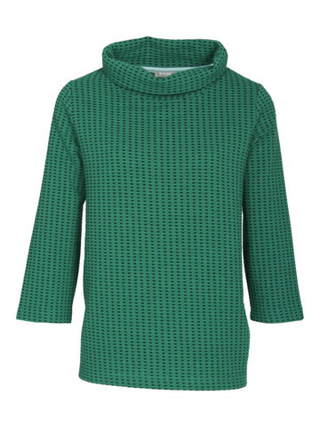 Rabe - Top/tuniek - Hangcoll - Green/navy