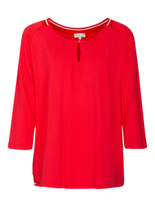 Erfo - Blouson/Top in jersey - Rood