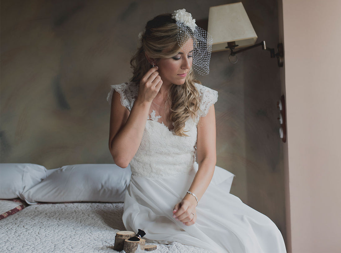 LP Brides: Xenia and the elegance of the north