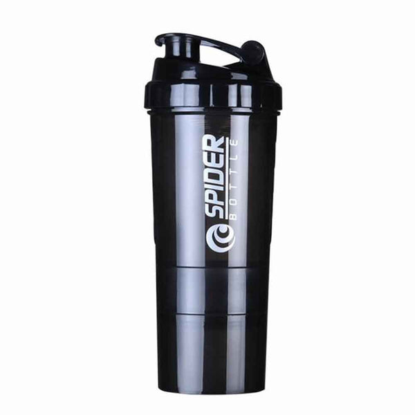 3 Combination Shaker Bottle - DropSetFit